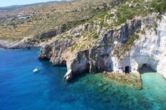 Greek Islands!!! Zakynthos - Blue Caves Amazing Photos!!! Από: I Like Greece