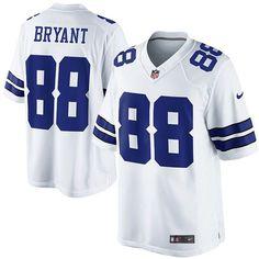 d03ba50d3 Dez Bryant Dallas Cowboys Nike Youth No. 88 Limited Jersey - White