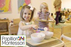 All smiles at Papillion Montessori School