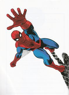 Amazing Spider-Man by John Romita Sr.