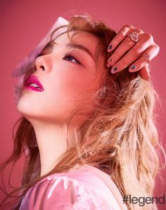 Lulamulala (@Lulamulala) / Twitter Kpop Girl Groups, Kpop Girls, White Satin Dress, Navy Wool Coat, Ailee, Korean American, Disney Songs, Gingham Dress, Vixx
