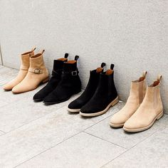 Chelsea Boots Timberland For Men Dress With Boots, Dress Shoes, Fall Fashion Boots, Swag Outfits Men, Mens Fashion Suits, Sneaker Boots, Casual Boots, Chelsea Boots, Ideias Fashion