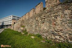 Salonicco: le mura della città   Camperistas.com