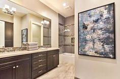 How much you care for health and hygiene shows through the look and appearance of your bathroom. Choose bathroom vanities that complement your taste. Painting Bathroom Cabinets, Bathroom Vanity Cabinets, Bathroom Shop, Modern Bathroom, Bathroom Ideas, Dark Brown Bathroom, Discount Bathroom Vanities, Brown Color Schemes, Vanity Box
