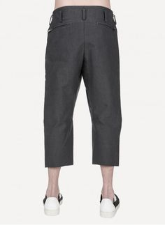 InAisce - 13029 H+ Cropped Pant