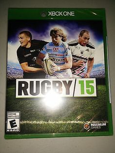 Xbox One Games, First Game, Rugby, Seal, Harbor Seal, Football