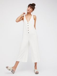 On The Run Jumpsuit