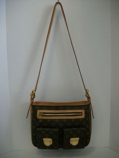 fb2b4860b969 Keeks Buy Sell Designer Handbags - Louis Vuitton Monogram Hudson Gm