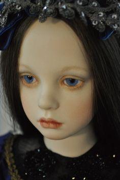『丸美鈴 創作人形教室展』
