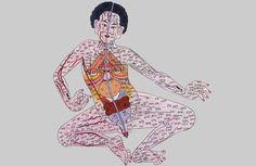 The Five Tibetan Rites is a rejuvenating practice that stimulates the chakras, enhancing the flow of natural life energy in the body. Ayurveda, Kundalini Yoga, Pranayama, Qigong, Illustration Photo, Illustrations, Five Tibetan Rites, Traditional Chinese Medicine, Tai Chi