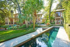 Charleston Captivating home with marsh views in Charleston. Listed by: Daniel Ravenel Sotheby's International Realty