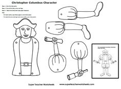 Free Christopher Columbus Printable Pack | Awesome Homeschool and ...