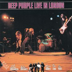 Deep Purple live cannot be beaten, and this album is the quintessential cut...