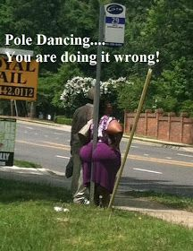 Oh My Freaking Stars!: Pole Dancing