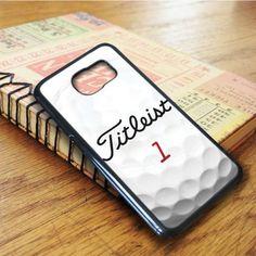 Titleist Tour Golf Balls Samsung Galaxy S6 Edge Case