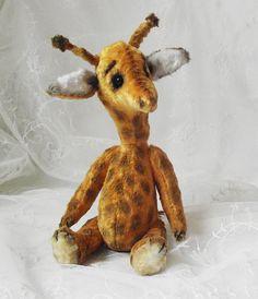 Cutest Giraffe stuffed animal ever Giraffe Stuffed Animal, Giraffe Toy, Giraffe Print, Stuffed Animals, Plush Animals, Cute Animals, Birmingham Zoo, Giraffe Photos, Look Vintage