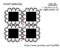 769 Best CrochetGranny Squares images | Crochet squares