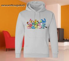 Pokemon X and Y Event available for Hoodie by newannsajaket, $30.00