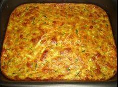 Torta cremosa de abobrinha - Veja mais em: http://www.cybercook.com.br/receita-de-torta-cremosa-de-abobrinha.html?codigo=17927
