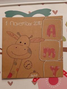 Handlettering For Beginners, November 2019, Gingerbread Cookies, Gingerbread Cupcakes, Hand Lettering For Beginners