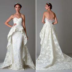 NY Bridal Week | Marchesa Fall 2016