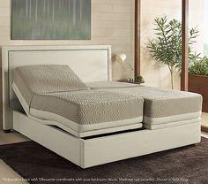 Sleep Number® FlexFit™ Adjustable Base--I would love to try this bed! I would love to have this bed!