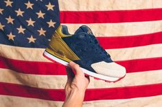 Politics x Saucony Courageous Battle of Nola - 'The Jackson'