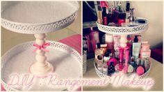 DIY #11 | Rangement makeup, bijoux ou tout ce que vous voulez :) ❤ Facil...