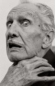 Vincent Price by Herb Ritts
