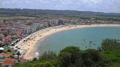 São Martinho do Porto Portugal (HD)