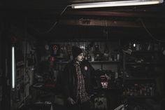 Mirco - Some portraits of Mirko. Custom builder of bikes
