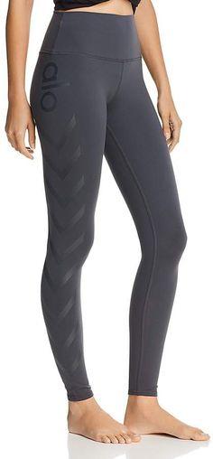 73f097de02b8c Alo Yoga Airbrush Graphic Leggings #yoga #lifestyle #outfit #yogi #fashion #