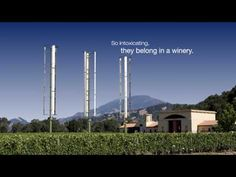 Windspire Vertical Wind Turbine