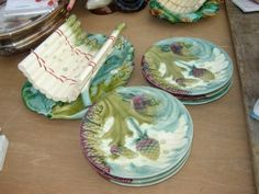 French Antique Majolica   French Quarters