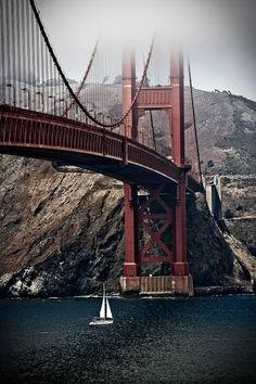 Golden Bridge São Francisco