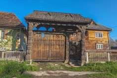 Village life in Romania - one photo per post This thread is about the traditional life of the Romanian peasants. This thread will contains photos of. First Photo, Cabin, House Styles, Life, Cabins, Cottage, Wooden Houses