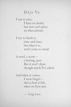 beautiful, sweet and simple poetry