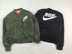 Rare Bomber Jacket Limited Edition / High State Apparel