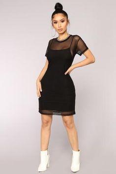 d0a7cf6644 Jukebox Baby Mini Dress - Black