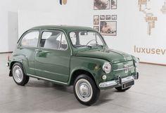 Fully restored Fiat 600d on eBay