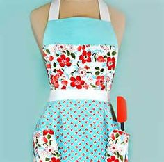 Free Aprons Pattern Retro - Bing Images