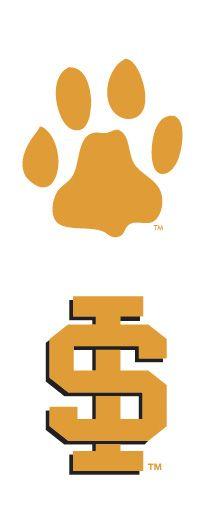 Idaho State University Logo | Tertiary marks Alternate mark