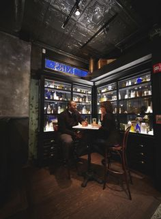 Sundry & Vice Bar by PRN Interior Design, Cincinnati – Ohio