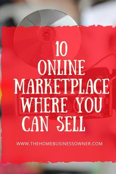 Online Marketplace are the new shopping malls where you sell your goods, want to sell online?, read this 10 online marketplace where you can sell. Work From Home Moms, Make Money From Home, Way To Make Money, Make Money Online, Business Opportunities, Business Tips, Online Business, Creating A Business, Online Marketplace