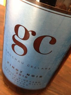 Savory and Textured Wines: Grochau Cellars