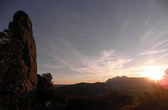 Atardeceres y paisajes cerca de Casa rural Ioar, entre Estella-Logroño