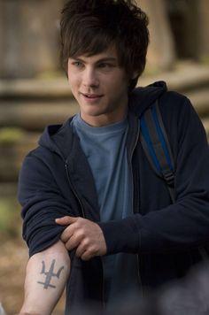 Logan Lerman as Percy Jackson