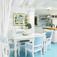 Small Wonder - Key West Style Interiors and Homes - Coastal Living