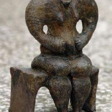 PLOCNIK_archaeological-site-FIGURINE Garden Sculpture, Lion Sculpture, Archaeological Site, Statue, Outdoor Decor, Home Decor, Art, Art Background, Decoration Home