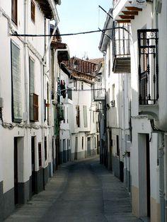 Hervás, Extremadura, Spain